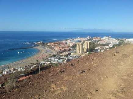 Las Vistas stranden og Las Americas